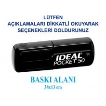 Cep Kaşesi - İdeal Pocket 50 MUGKAS01CK50